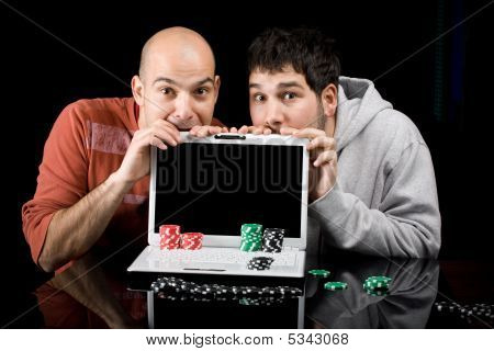 Online Poker Addicts