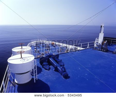 Navigation In Deep Blue