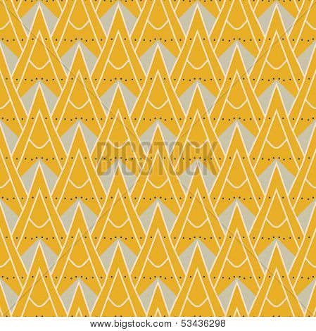 1930 modern geometric pattern with triangles