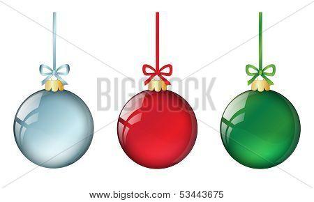 christmas balls set1
