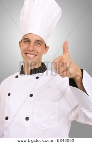 Handsome Chef