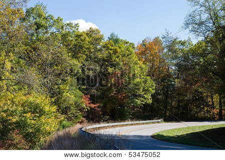 Cherohala Skyway Drive