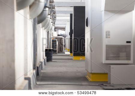 Network Server Center