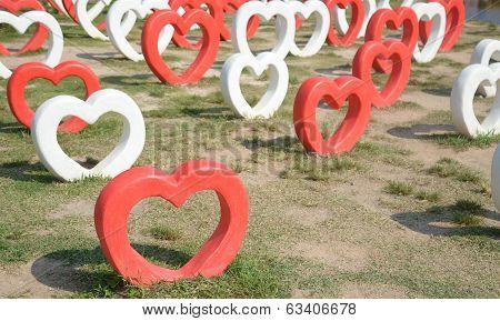 Heart In The Field