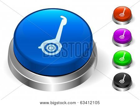 Segway Icons on Round Button Collection