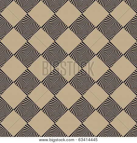 abstract seamless pattern checkered eps10