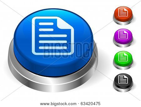 Document Icons on Round Button Collection