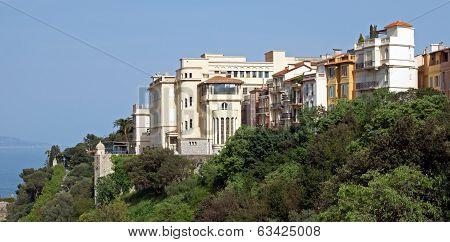 Monaco - Architecture
