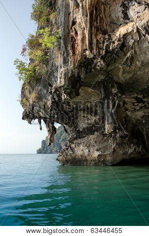 The Cave Of James Bond Island, Phang Nga, Thailand