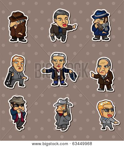 Mafia Stickers