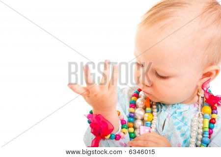 Trendy Baby Girl