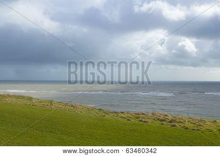 Rugged Coastal View