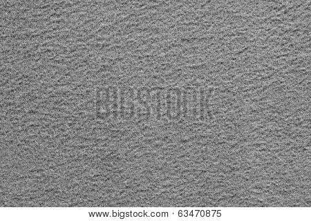 Gray Texture Of Fleecy Fabric