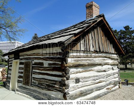 Historic 1863 Cabin