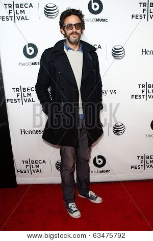 NEW YORK-APR 16: Ben Younger attends the world premiere of