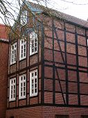 Timbered framing