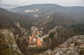 stock photo of bohemia  - It is image of beauty village in Bohemia - JPG