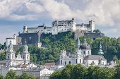 image of mozart  - Salzburg Fortress  - JPG