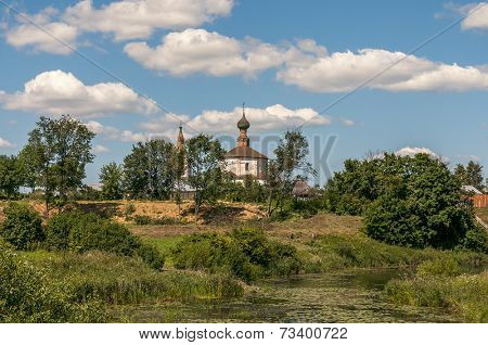 Church at Russia, Suzdal