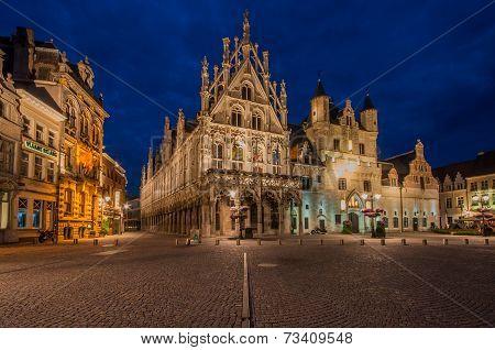 Mechelen City Hall