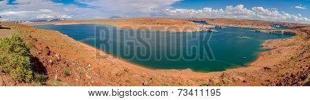 lake powell in bryce canyon national park