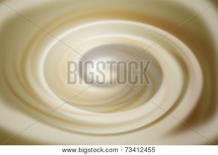 Soft Brown Swirl Background