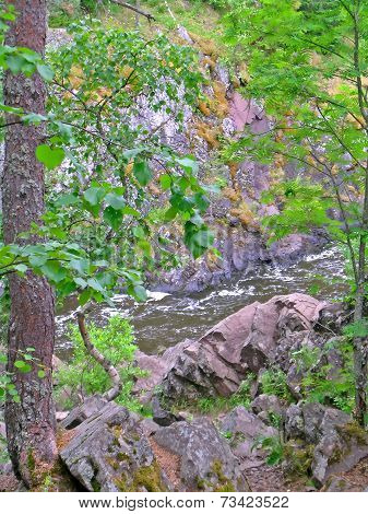 Suna river