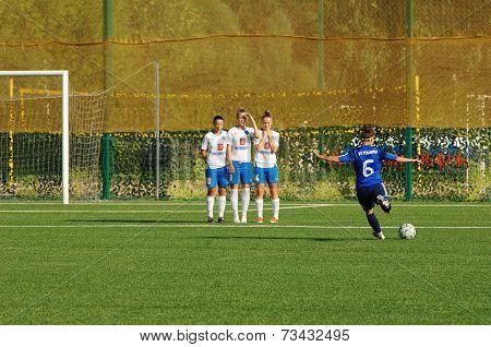 Kemryugova Snejana (6), Strike The Penalty