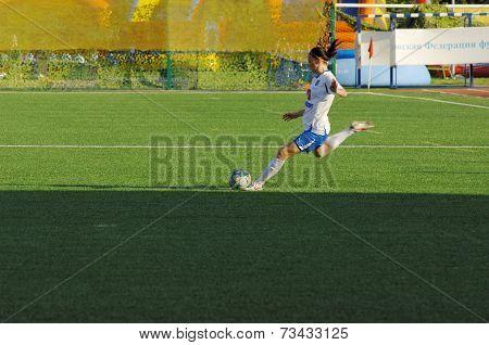 Korovkina Nelli (6) Start Atack