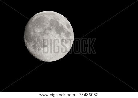 Full Moon, Taken On 7Th Sep 2014