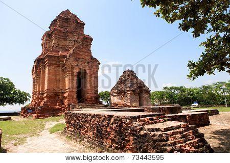 Posahinu Cham Tower, Nha Trang, Vietnam