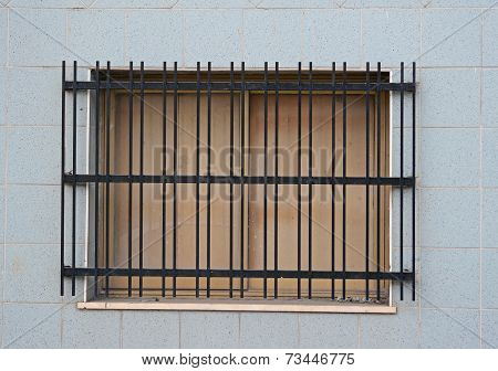 Window With Grill