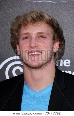 LOS ANGELES - OCT 6:  Logan Paul at the