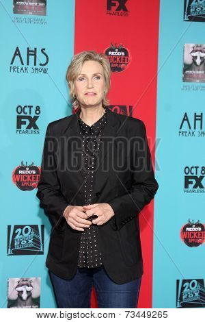 LOS ANGELES - OCT 5:  Jane Lynch at the