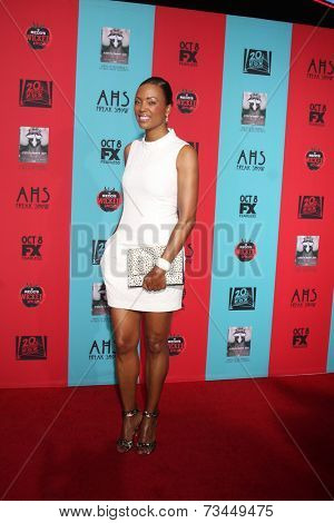 LOS ANGELES - OCT 5:  Aisha Tyler at the