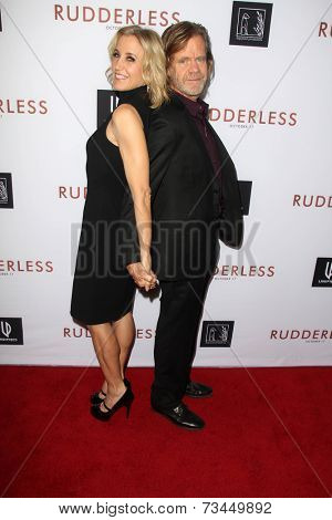 LOS ANGELES - OCT 7:  Felicity Huffman, William H Macy at the