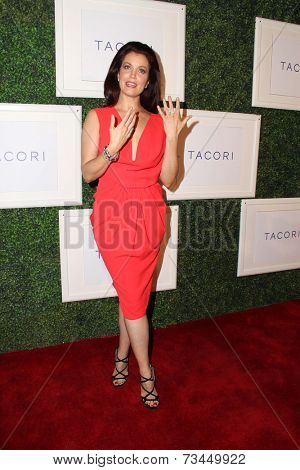 LOS ANGELES - OCT 7:  Bellamy Young at the Club Tacori 2014 at Hyde on October 7, 2014 in West Hollywood, CA