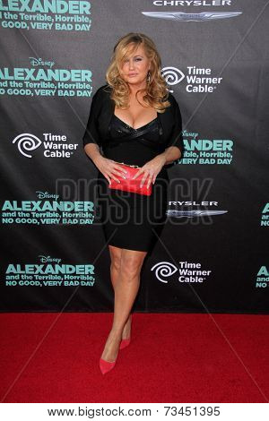 LOS ANGELES - OCT 6:  Jennifer Coolidge at the