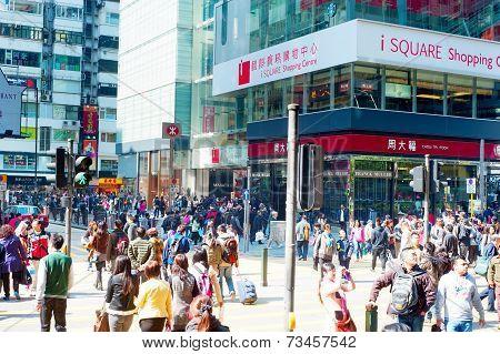 Hong Kong Busy