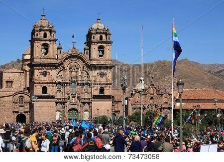 Inti-Raymi festival, Cuzco, Peru