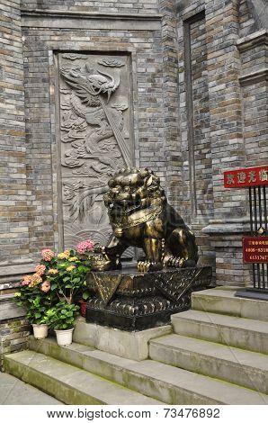 Chinese decor, Chengdu
