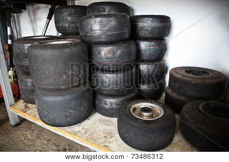 Loads Of Karts Wheels