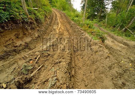 Extreme Off Road 4X4 Way.
