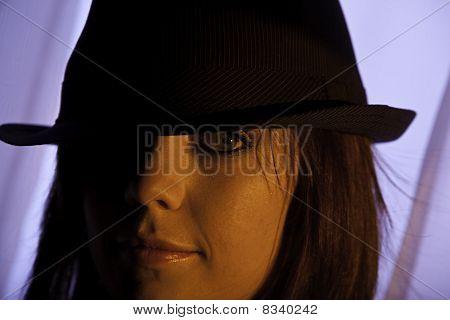 Top Hat Girl
