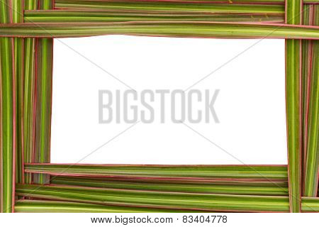 Nature Leaf Frame