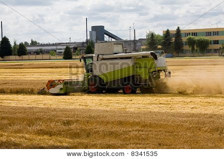 The harvest company (agriculture)