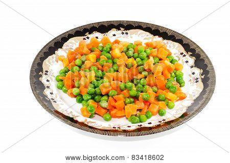 Fresh Raw Soup Vegetables