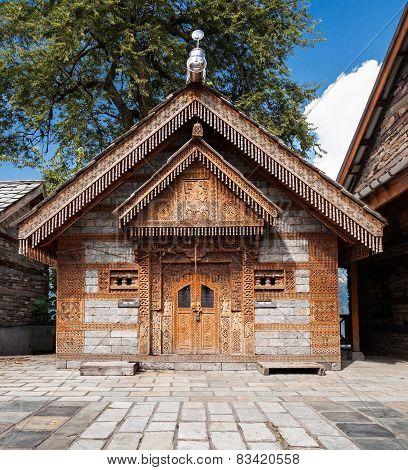 Jagti Patt Temple