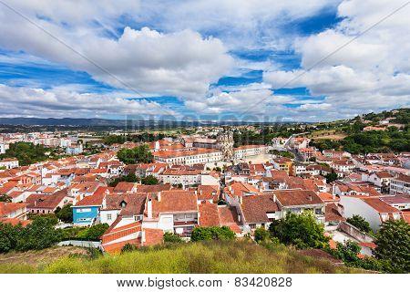 Alcobasa Aerial View