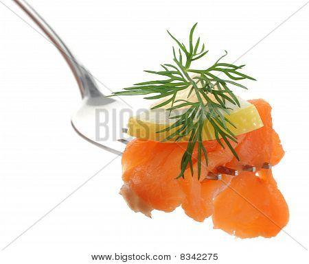Smocked Salmon